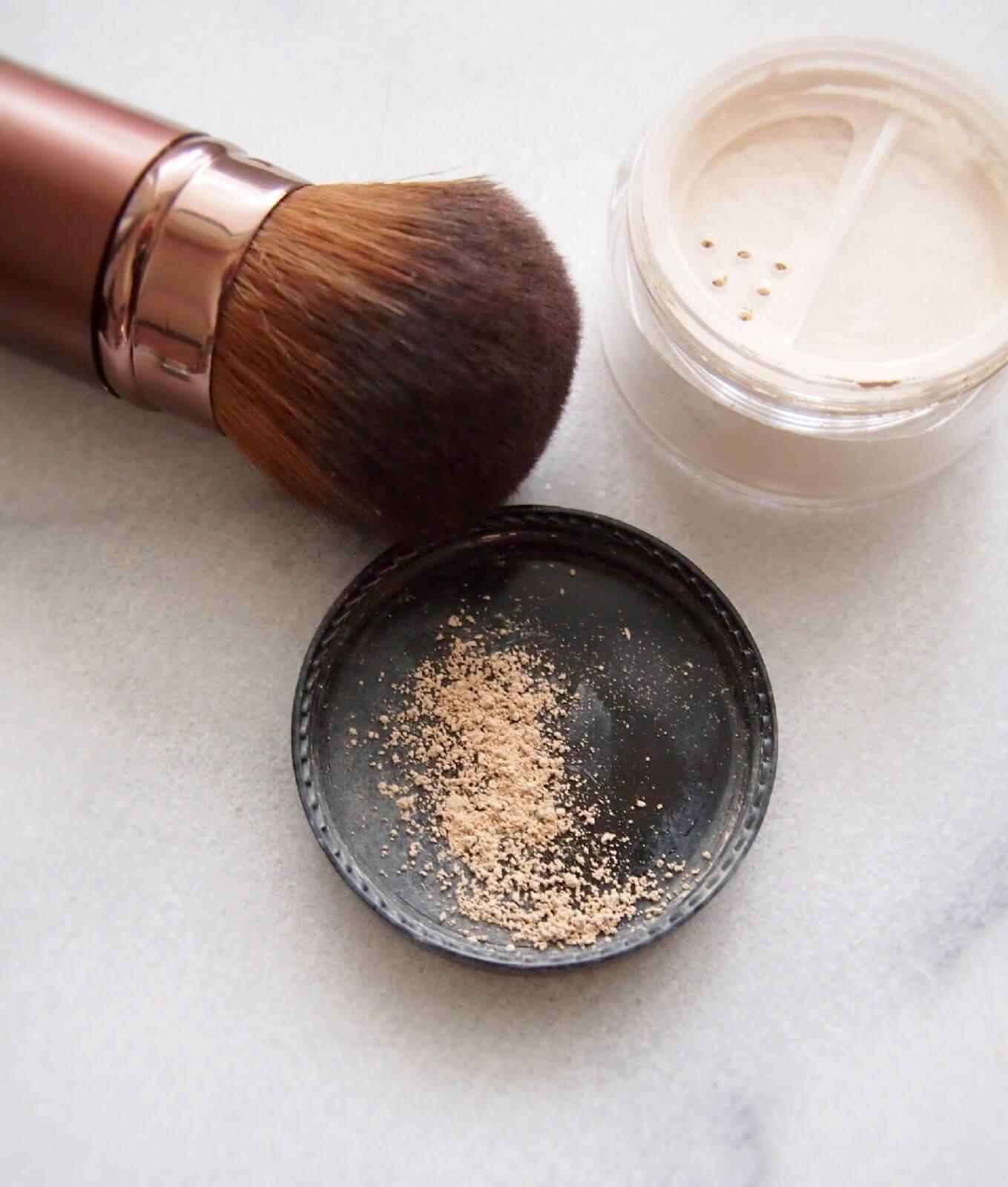 flow cosmetics mineraalimeikki