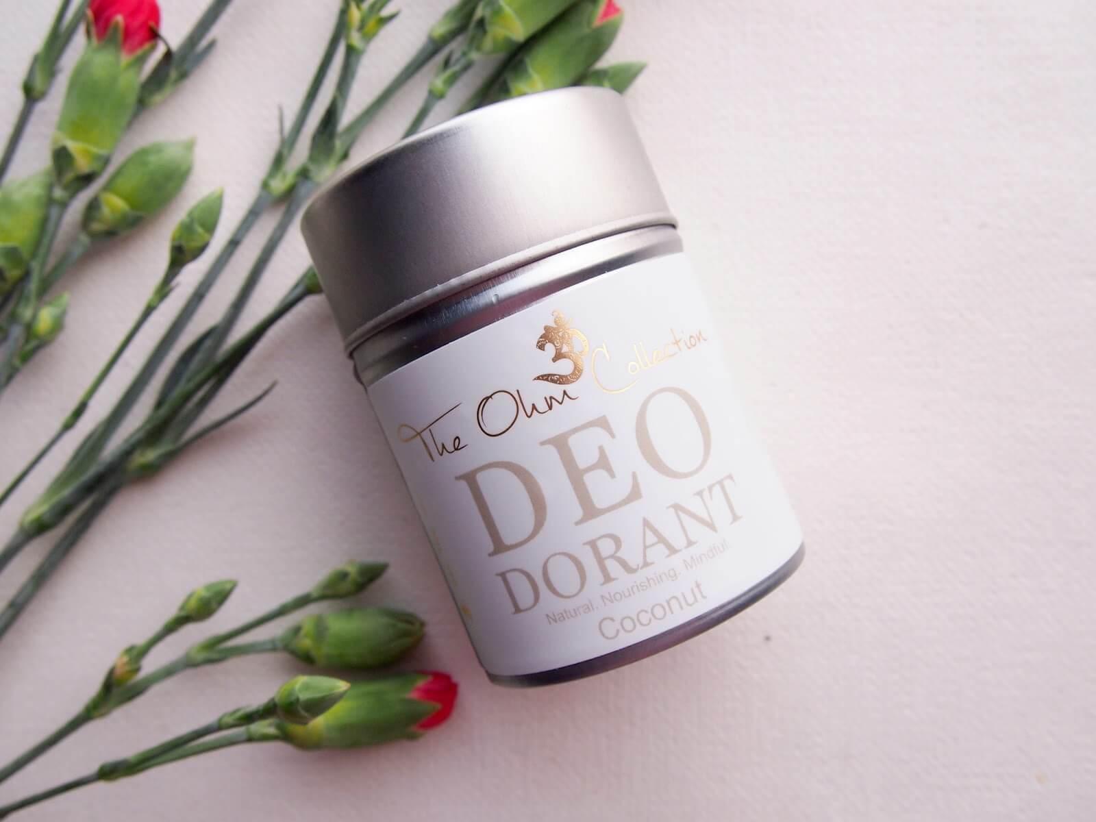 the ohm collection deodorantti