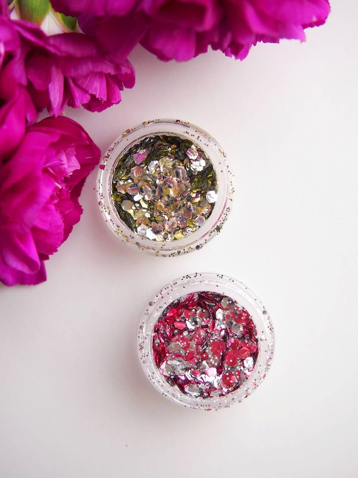 biohajoava glitter