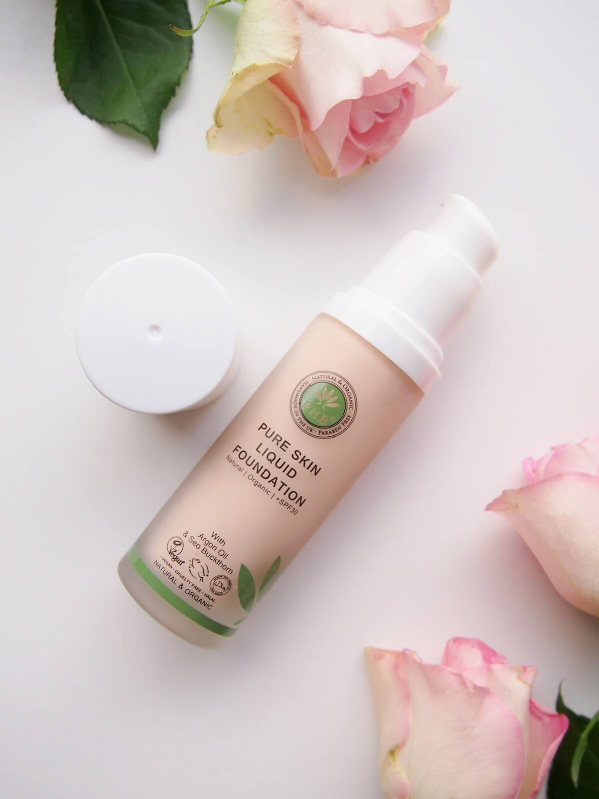 phb ethical beauty foundation