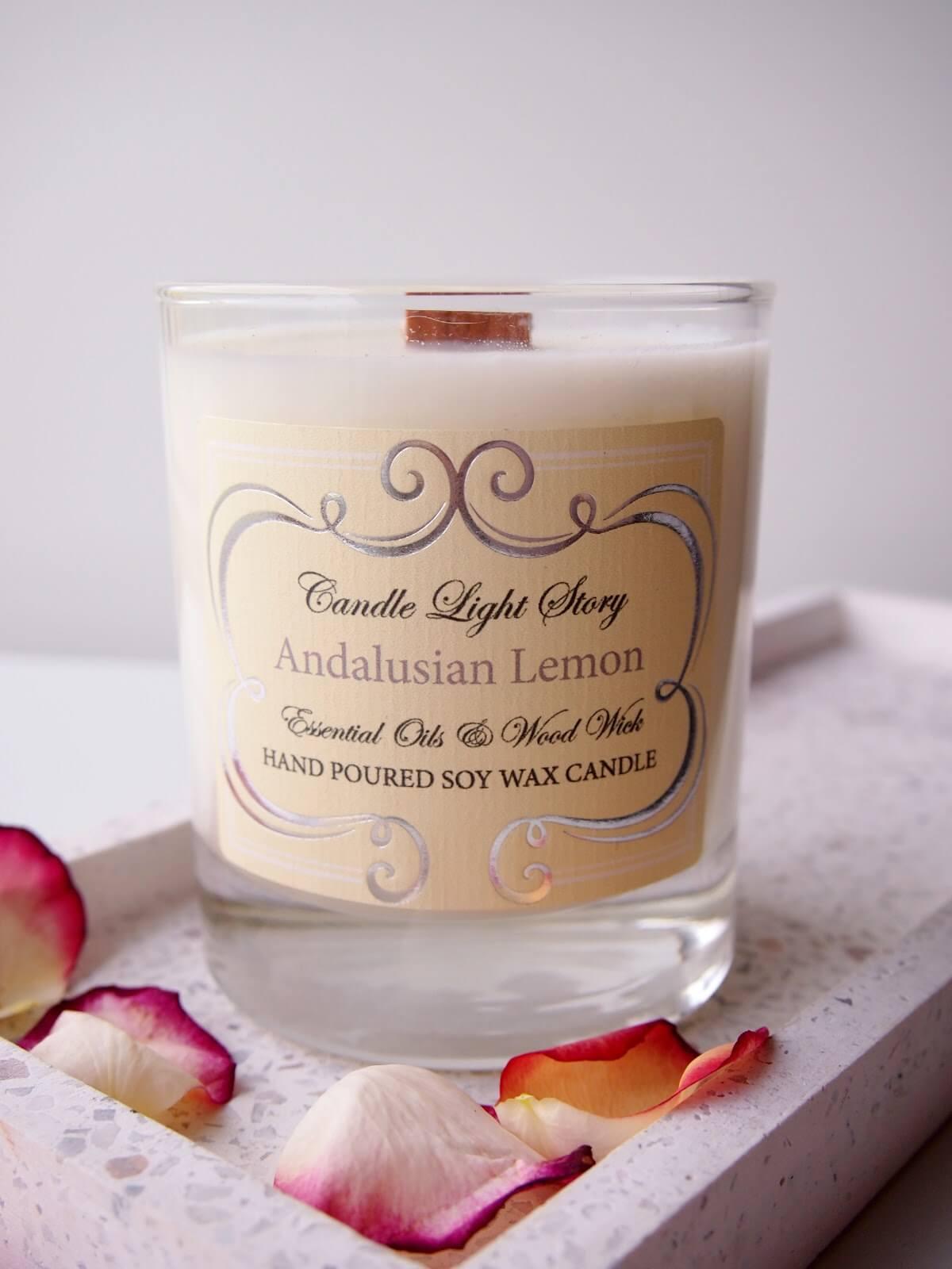 Candle Light Story kotimainen kynttila