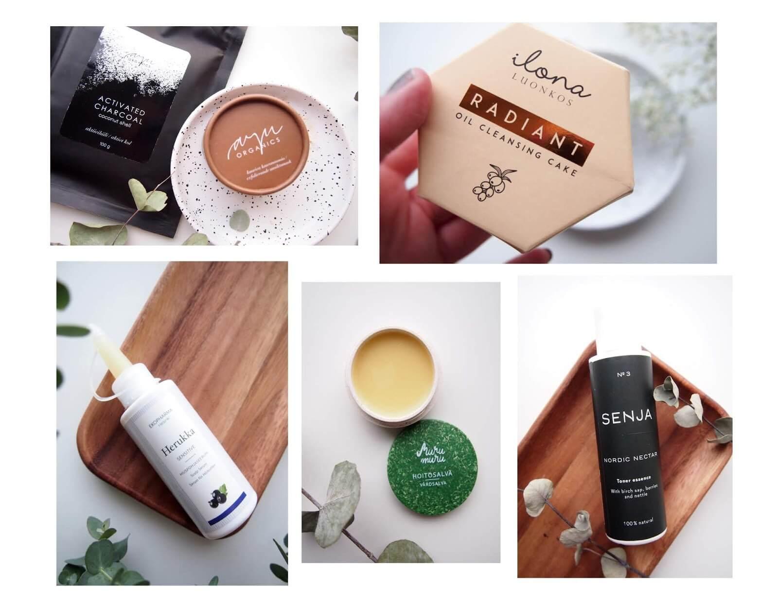 suomalainen kosmetiikka
