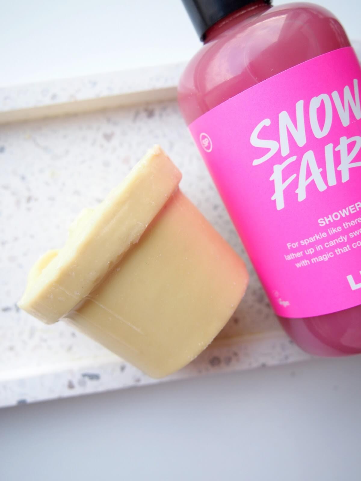 lush snow fairy