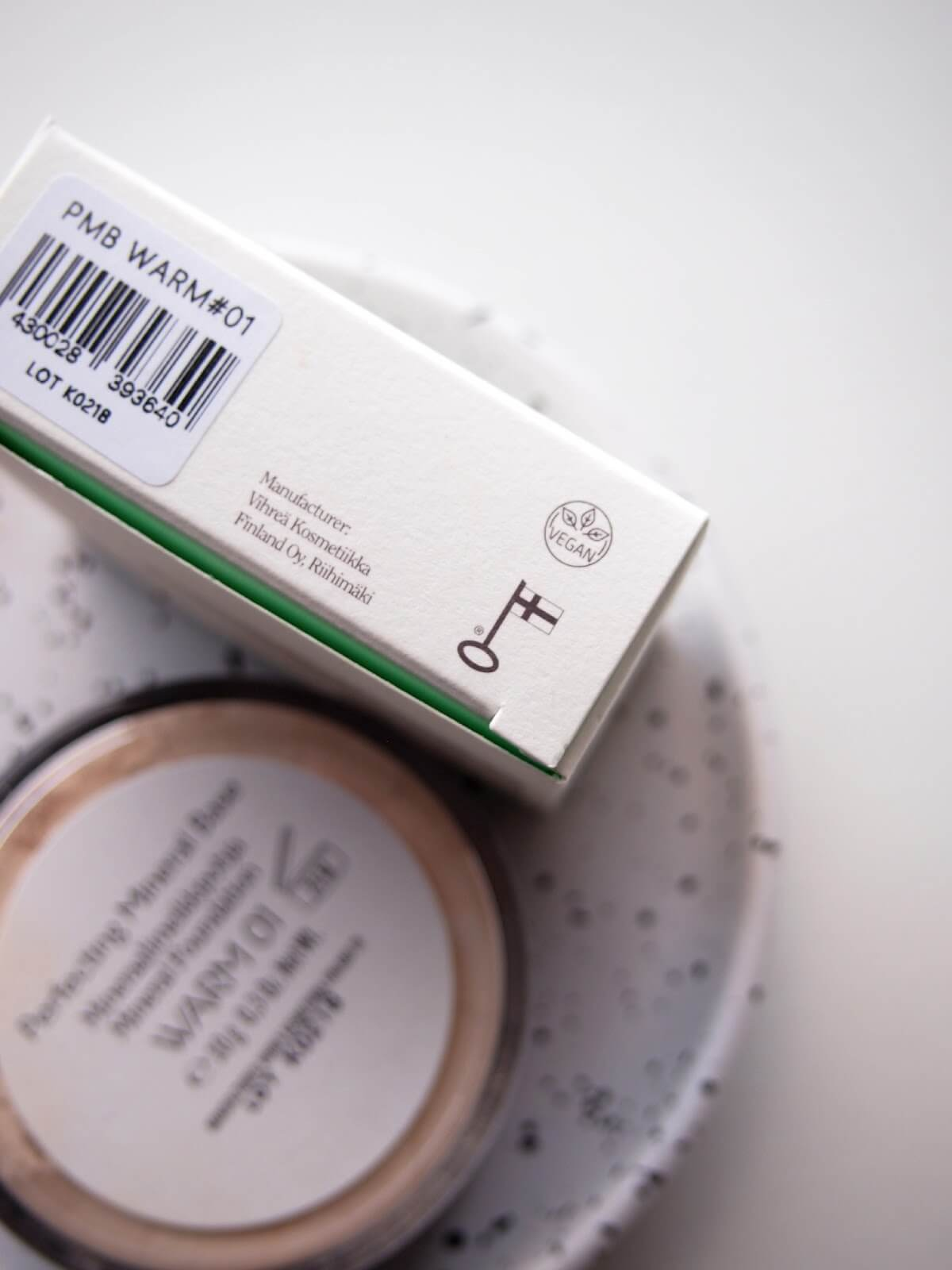 korento-meikkipuuteri