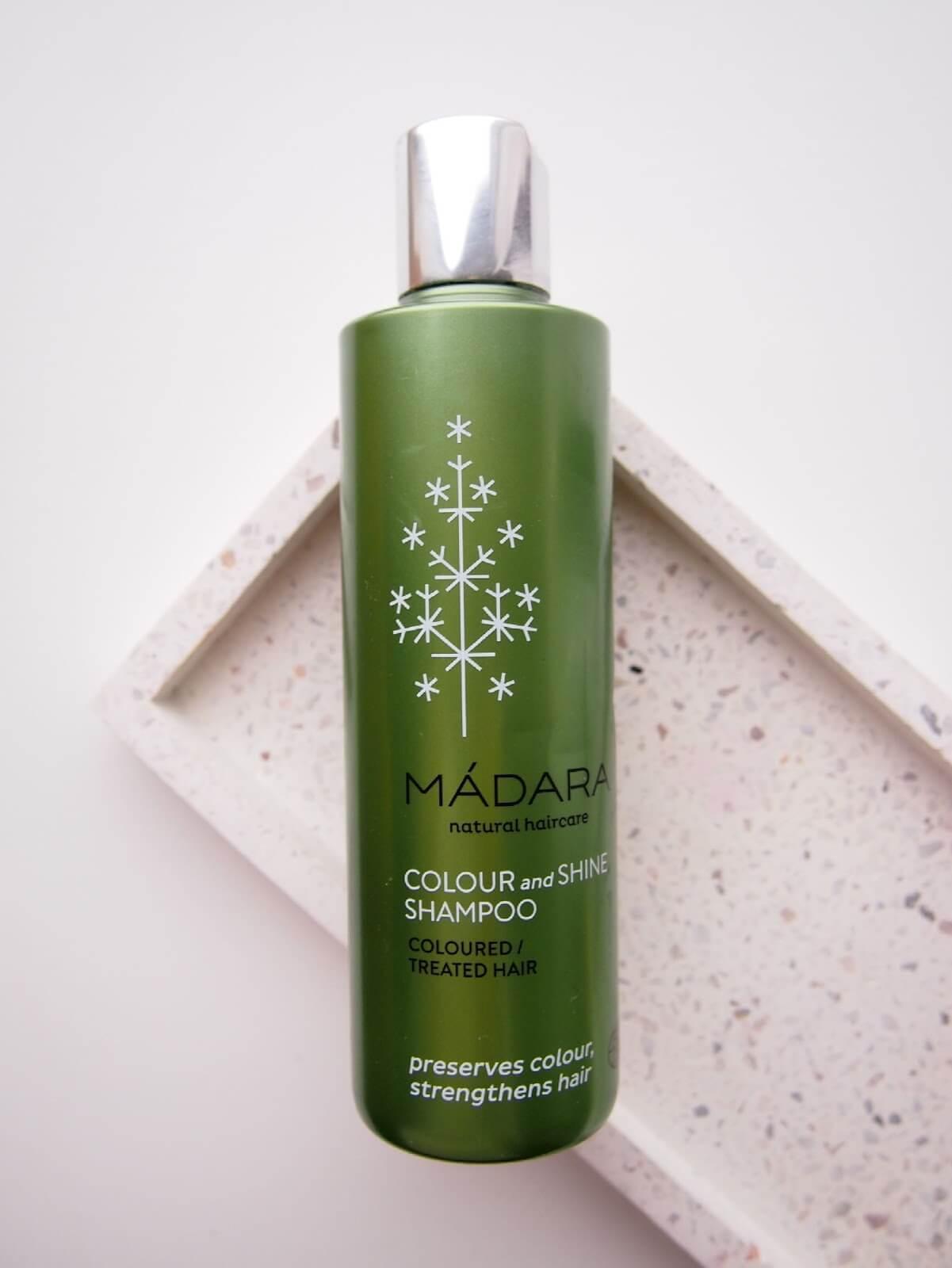 madara color and shine shampoo