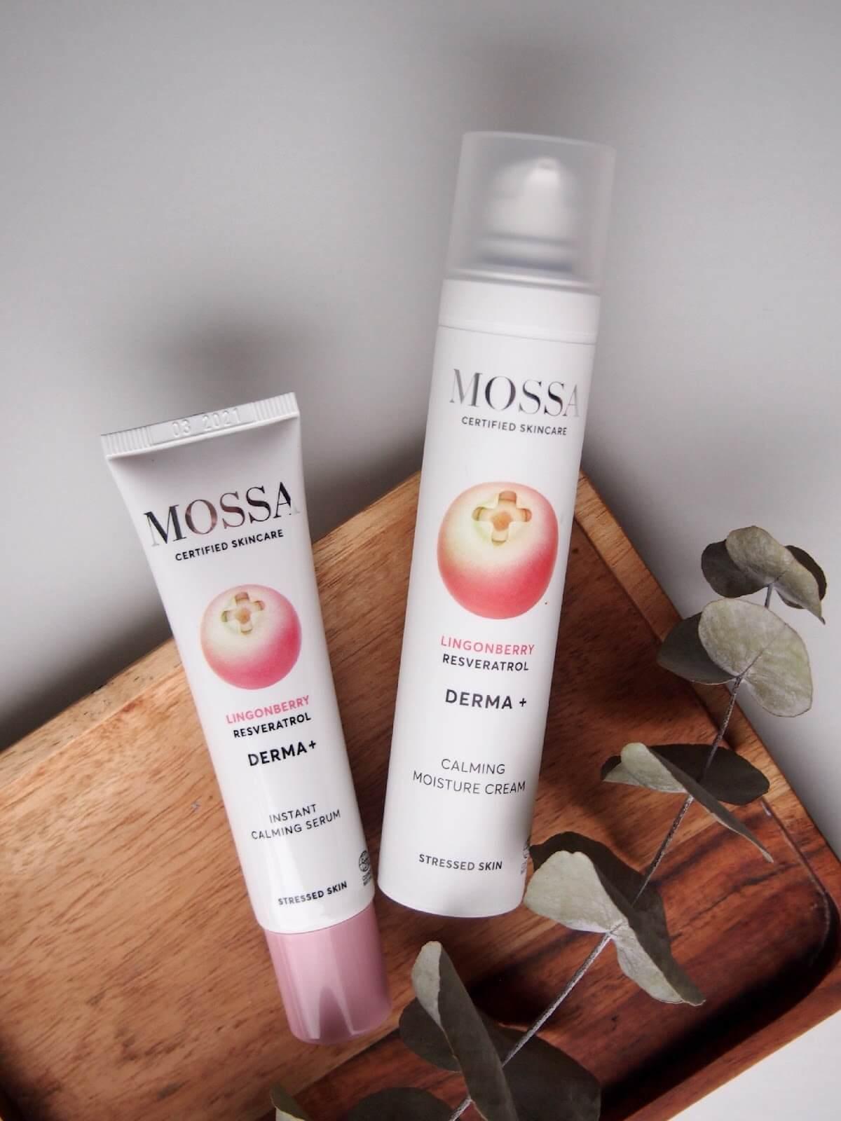 mossa derma+ kosmetiikka