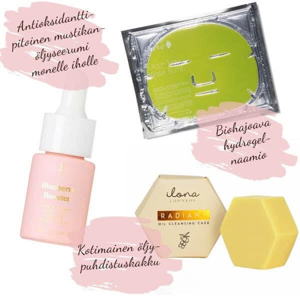 kosmetiikan synttäriale