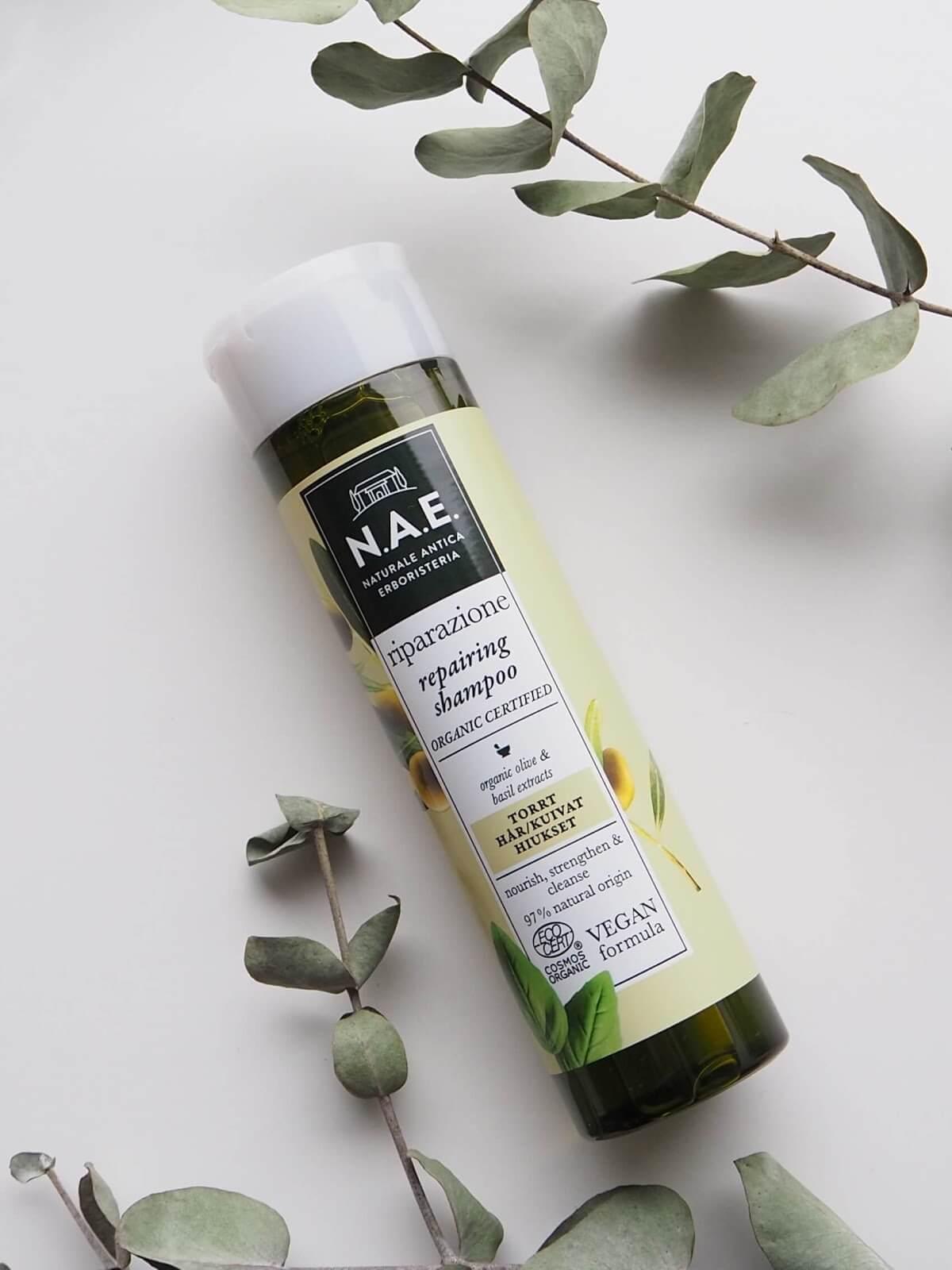 shampoo nae cosmetics