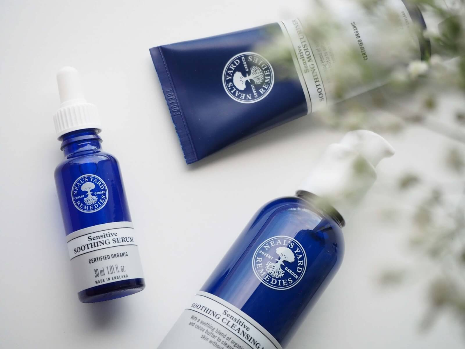 neals yard remedies sensitive