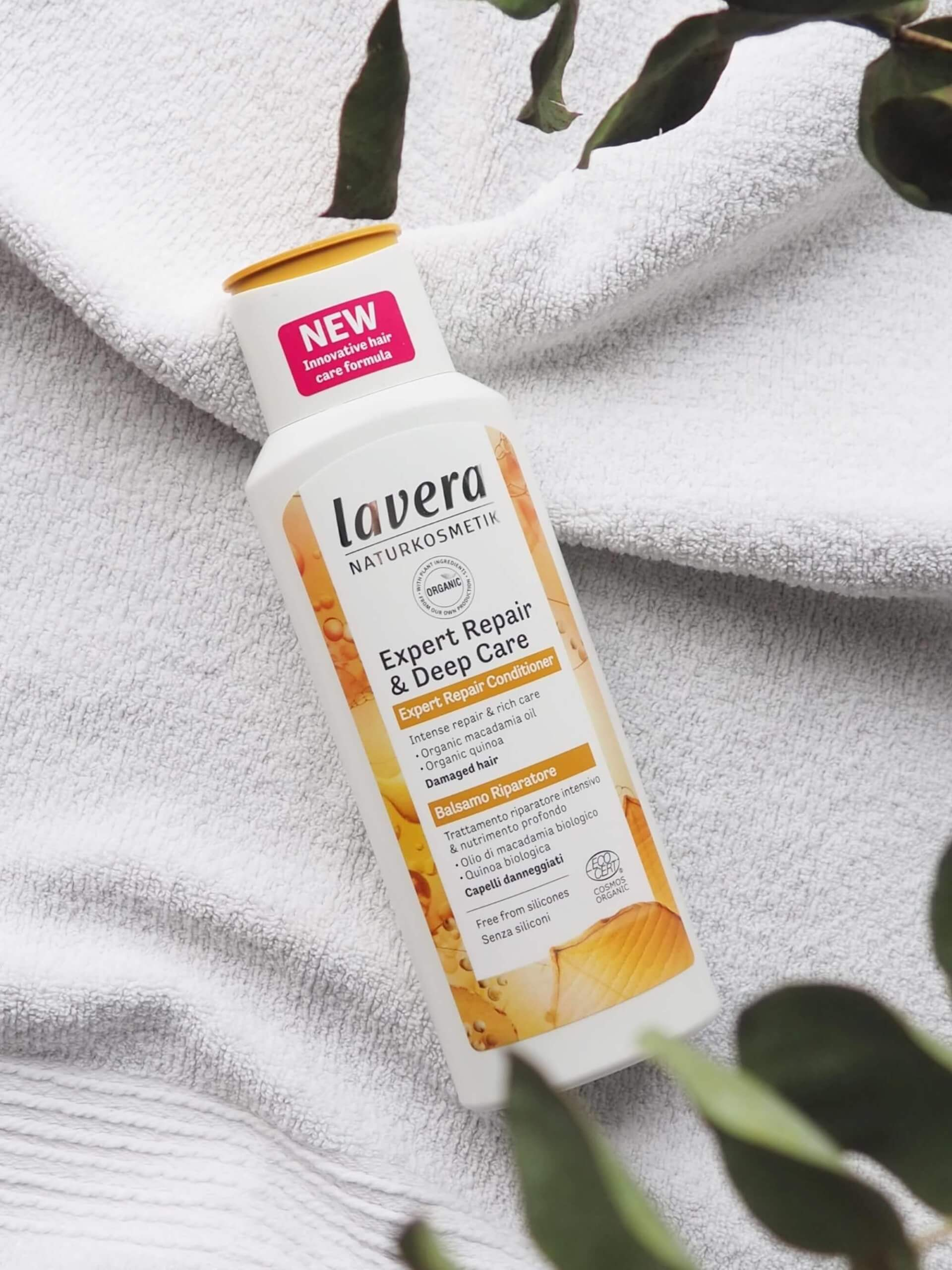 lavera repair hoitoaine