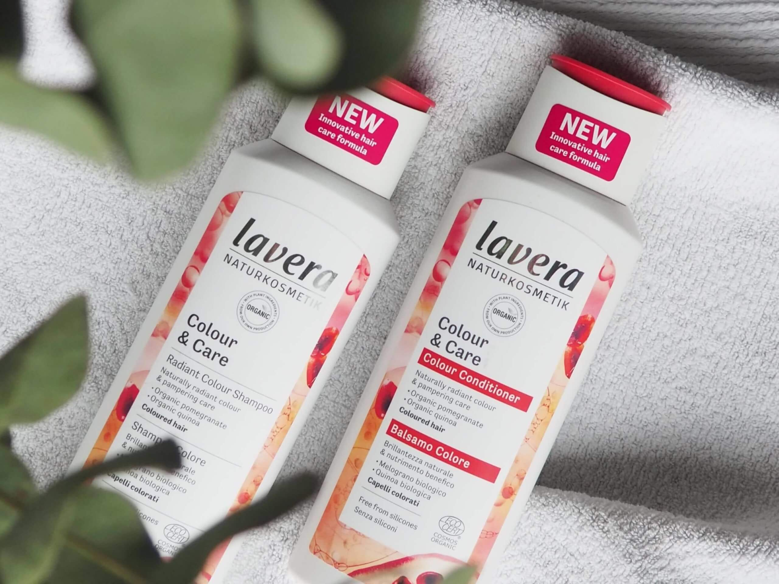 lavera shampoo hoitoaine 2020