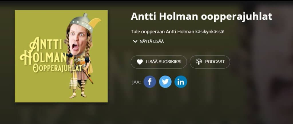 Auta Antti Podcast