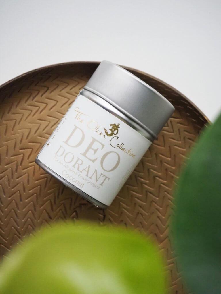 the ohm deodorantti
