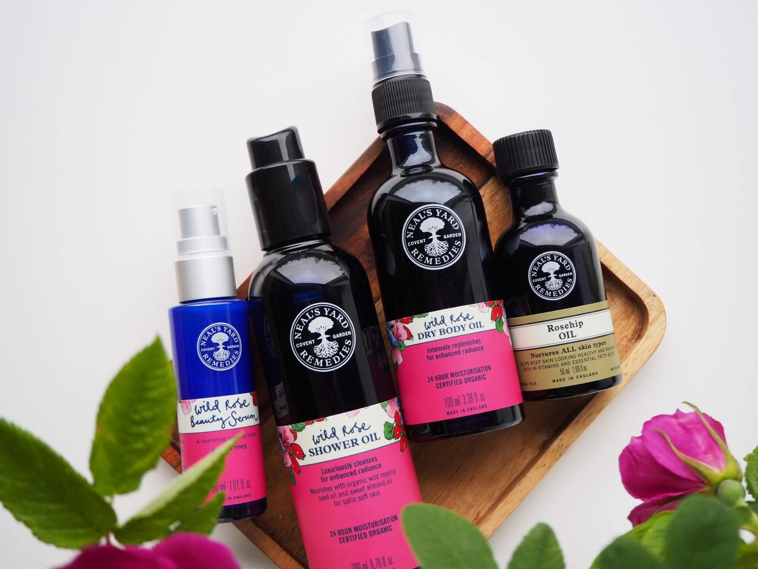 ruusunmarjaöljy kosmetiikka