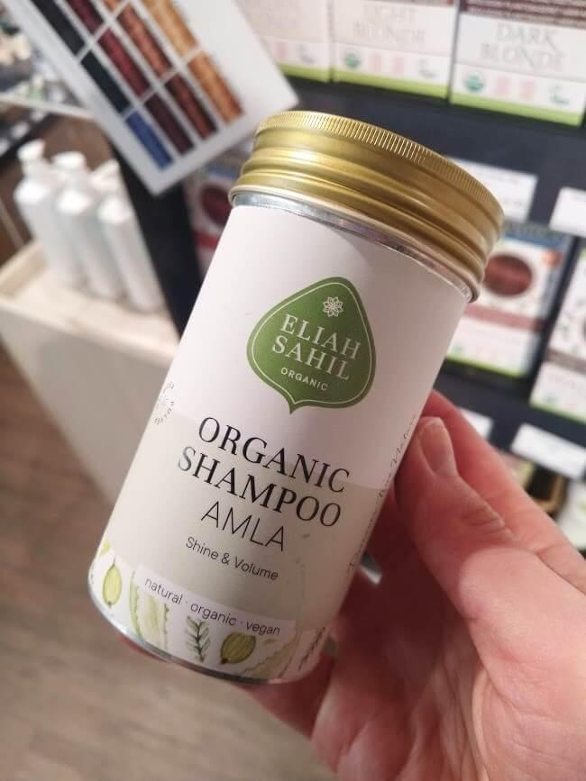 eliah sahil shampoo