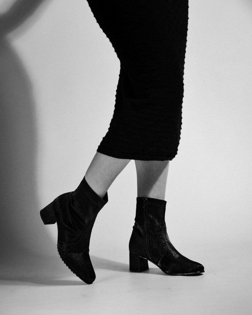 eettinen muoti kengät