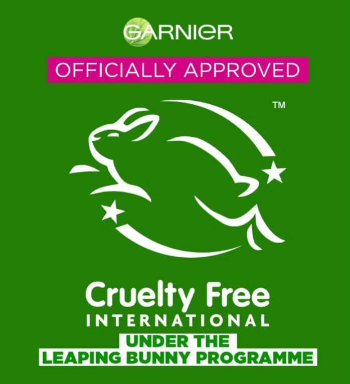 garnier eläinkokeet