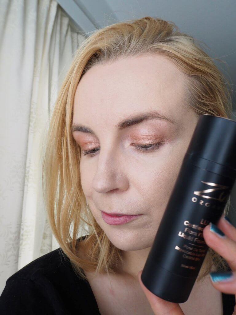 zuii flawless meikkivoide kokemuksia