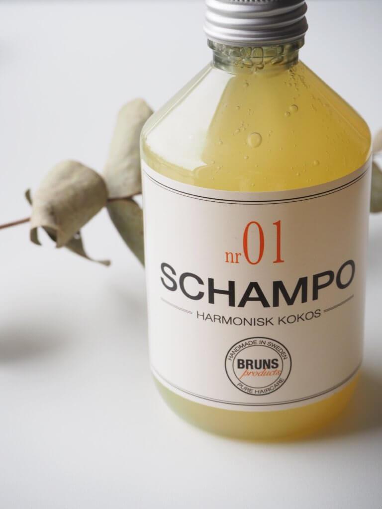 kookos shampoo