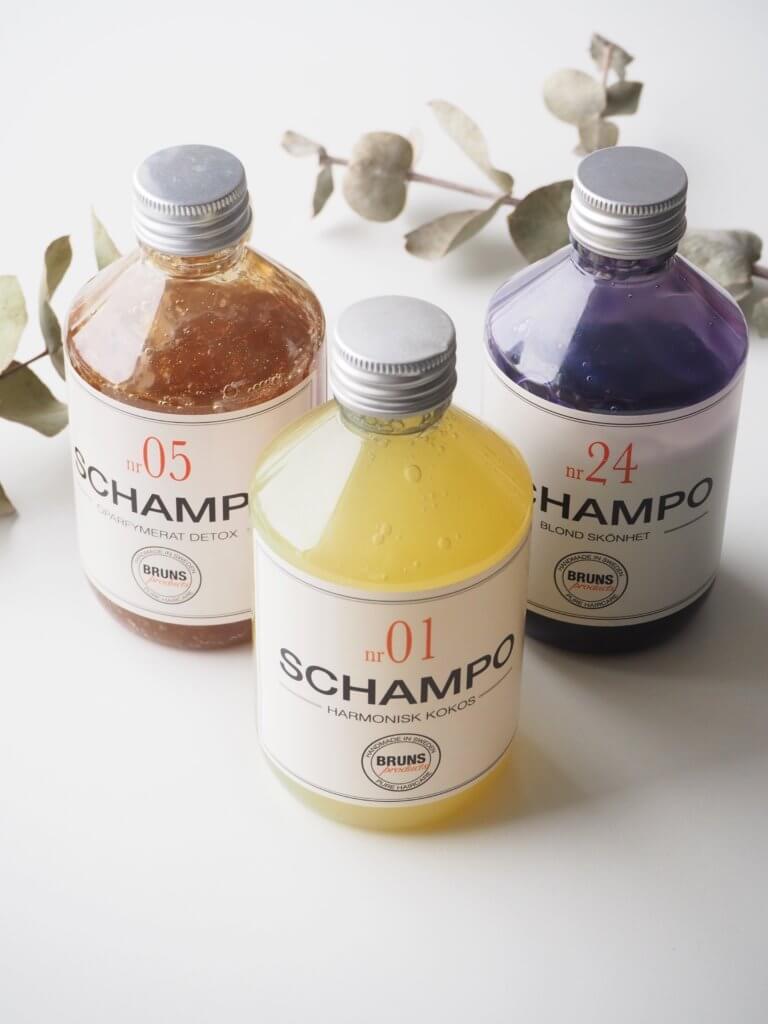 bruns shampoot