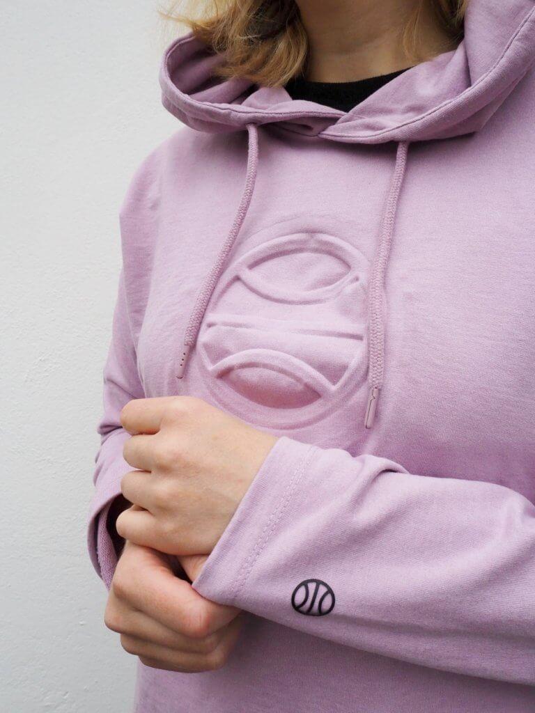Kierrätysmateriaalista valmistetut vaatteet